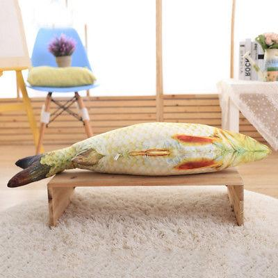 Pet Fish Shape Catnip Kids Gifts Scratch Toy