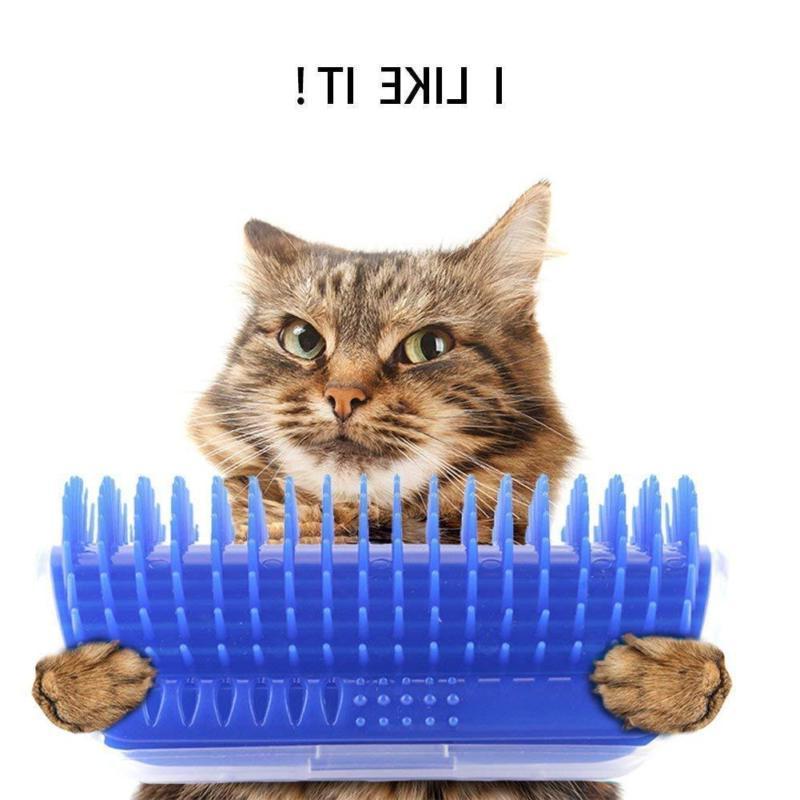 Pet Cat Massage Comb Catnip