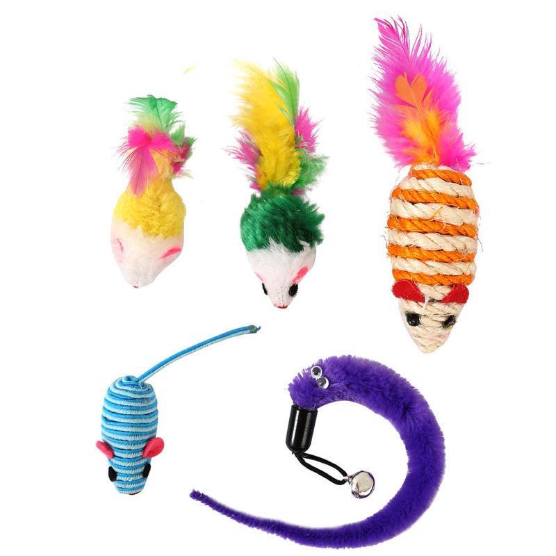 Bulk Balls Kitty Toy Supplies 20Pcs/Set US
