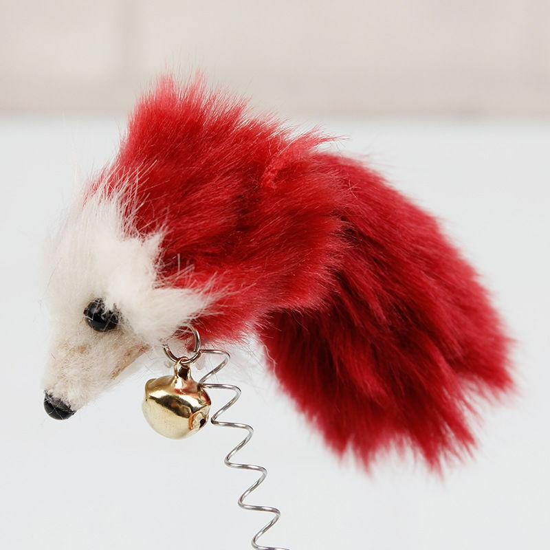 Pet Dog Cat Toys Funny Mouse With Bell Supplies
