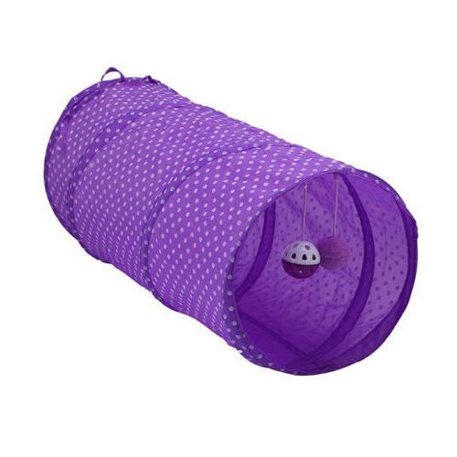 Pet Dog Cat Tent Portable Dot Cage Bag