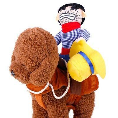 US Pets Puppy Cowboy Dog Dog Coat