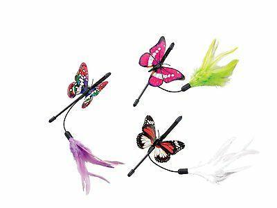 pet fluttering butterfly mini teaser