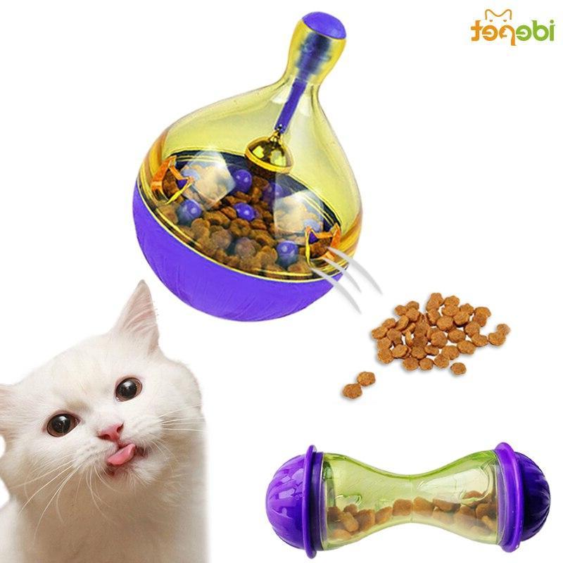 Feeder <font><b>Cat</b></font> Pets Ball Fun