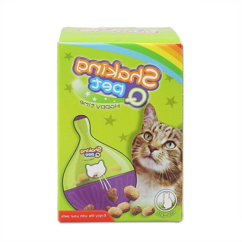Pet <font><b>Dog</b></font> Fun Feeder <font><b>Cat</b></font> Pets Fun Bowl Gato 25