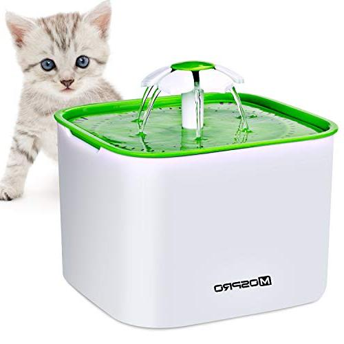 pet fountain cat water dispenser