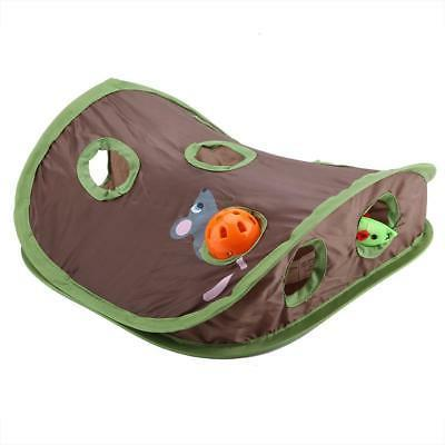 Pet Toys Toy Ball Holes Cat Tunnel