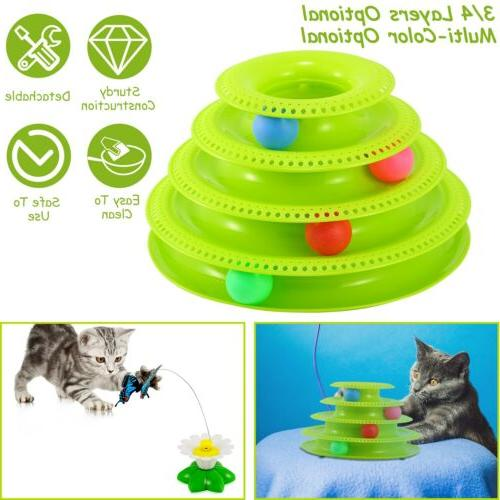 Pet Crazy Ball Disk Plate Funny US