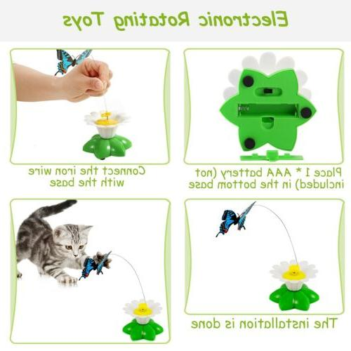 Pet Cat Disk Interactive Toys Plate