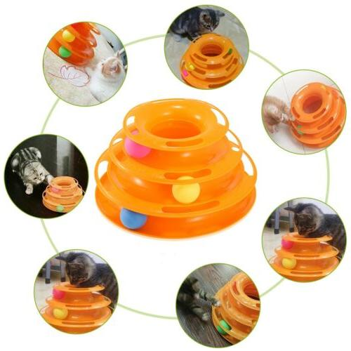 Pet Disk Plate Trilaminar Toy