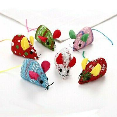 Pet Funny Toys Christmas Plush Playing