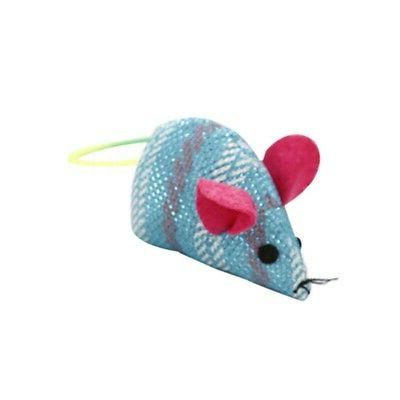 Pet Mouse Design Funny Toys for Cats Christmas Playing Toy