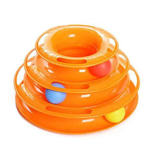 Pet Toys Round Play Interactive Toy toy