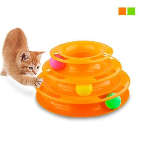 Pet Cat Toys Round Cat Play toy