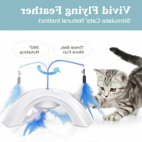 PAWABOO Cat Toy Interactive