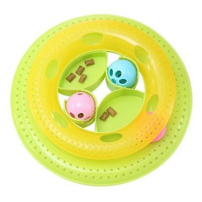 Pet Cat Ball Disk Interactive