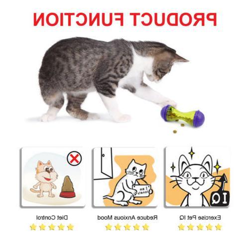 Pets Dog Leakage Dispenser Interactive Ball Fun