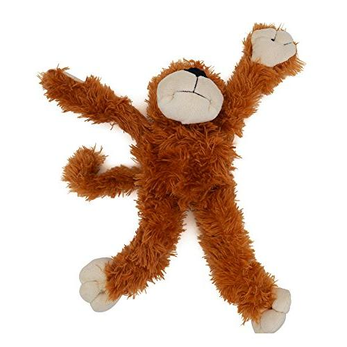 pets puppy squeaky plush dog