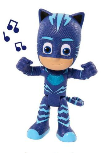 Pj Masks Deluxe Talking Catboy Toy Pjmasks 6 Inches
