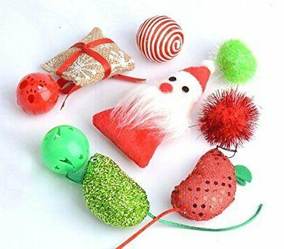 sweet pet cat toys variety pack 9