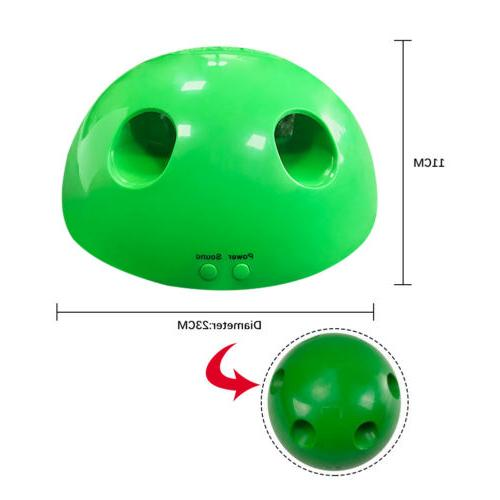 Pop N' Motion Toy Mouse Tease Electronic Funny