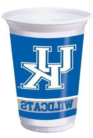 printed plastic cups univ kentucky