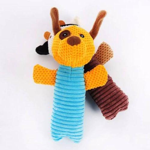 Puppy Dog Sound Toy Aggressive Chewers— Indestructible Toys