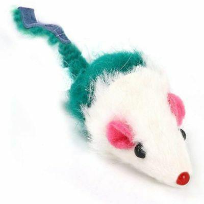 Rattling Catnip Mice x 4 pcs - Toys C1N9