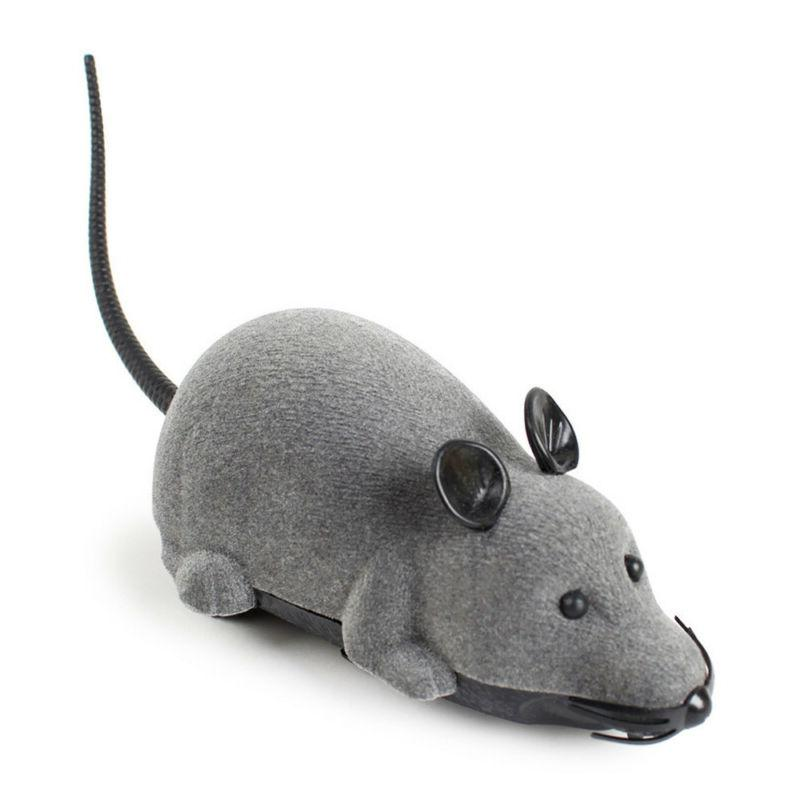 RC Wireless Remote Rat Toy Cats Toys