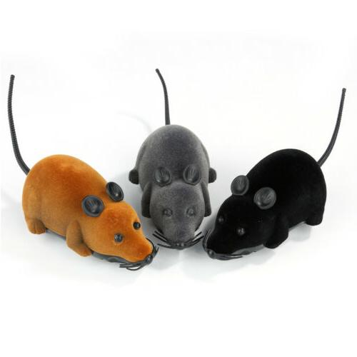Mouse Wireless Cat Dog Pet Supplies
