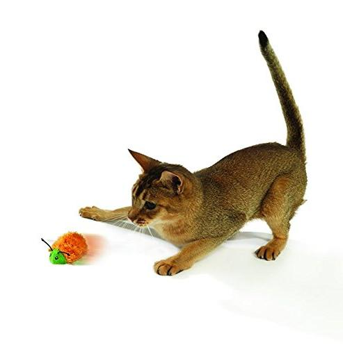 SmartyKat Scamper Toy Chase Toy