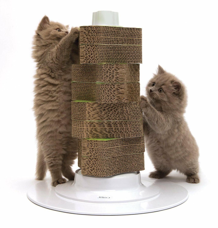 Catit Senses 2.0 Scratcher CAT SCRATCHER NEW IN BOX REFILLAB