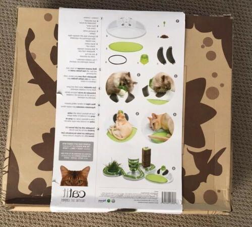 Catit Wellness Catnip Center Toy Pet Toy Cat Toy
