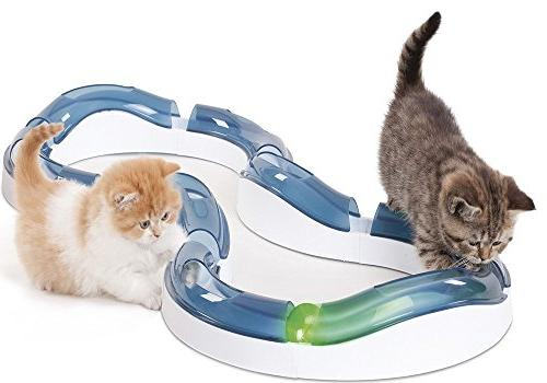 Catit Design Senses Roller Circuit Toy Cats