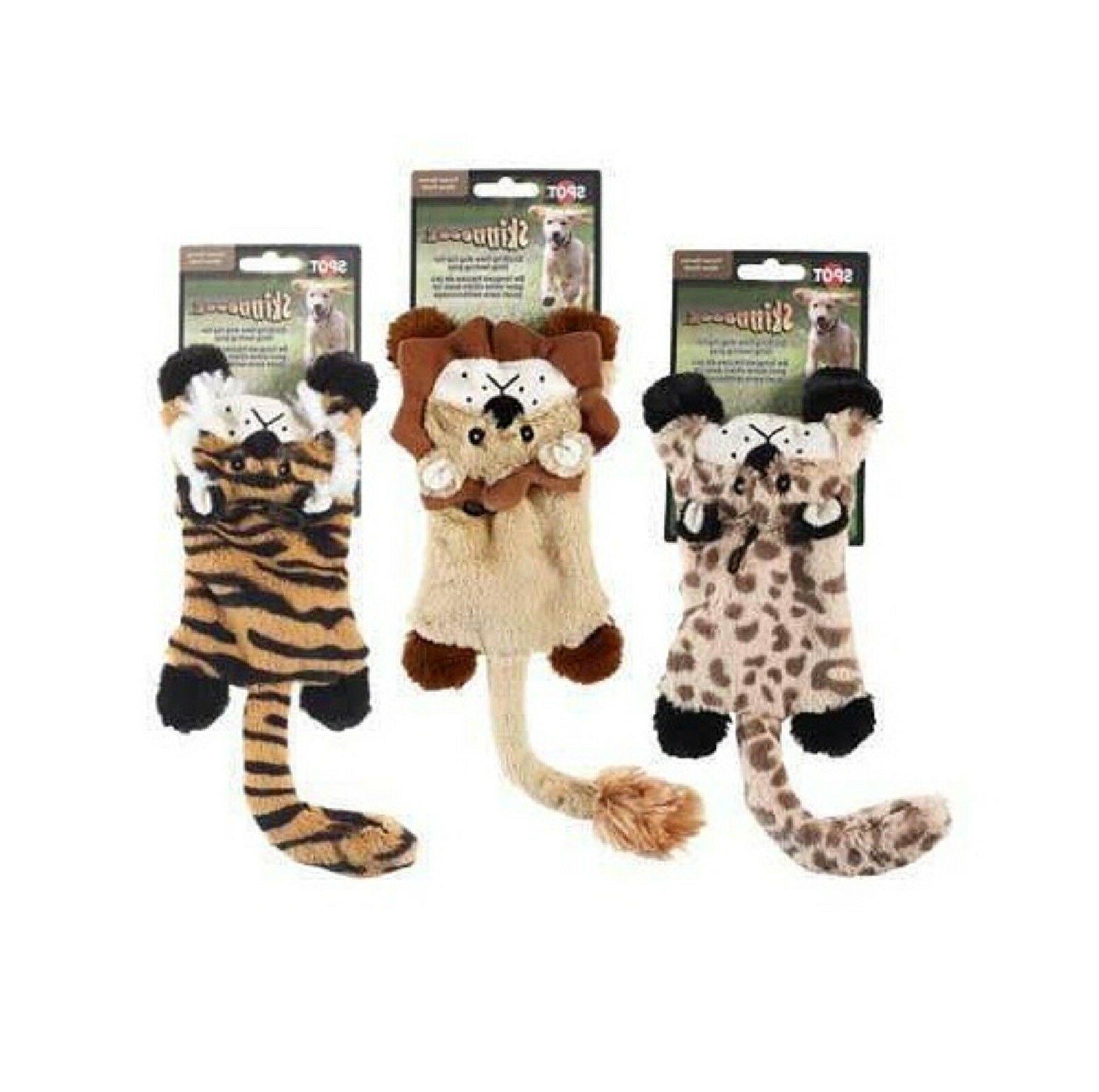 skinneeez flat cats assorted stuffingless