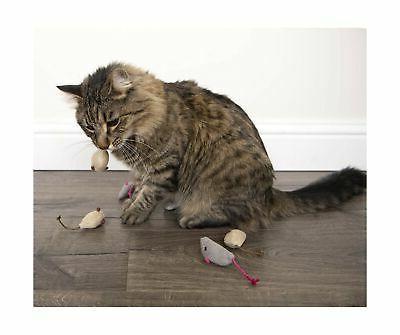 SmartyKat Critters Mice Kitten Mouse