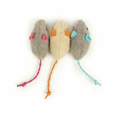 SmartyKat Critters Mice Mouse