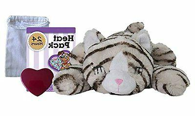 snuggle kitty behavioral aid toy