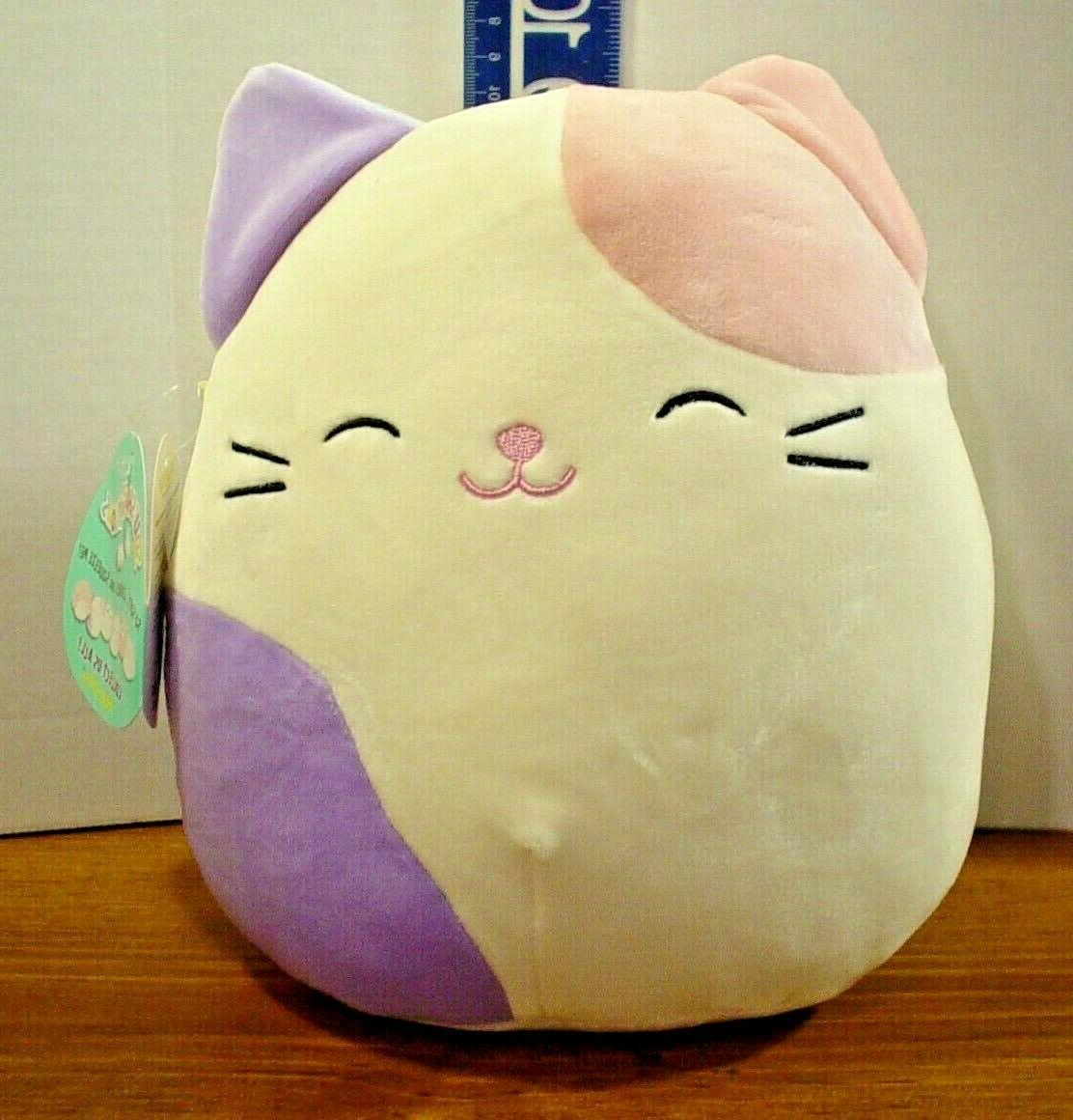 squishmallow 8 inch easter charlotte the cat