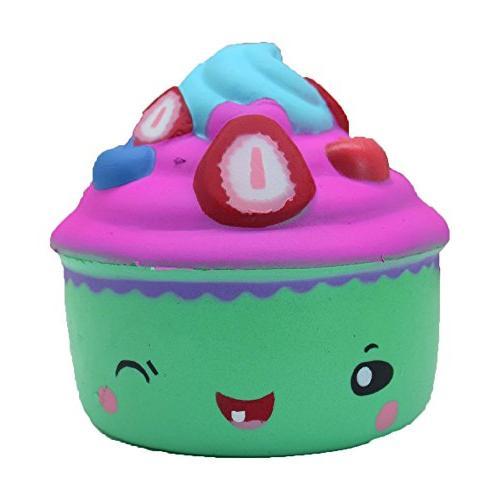 squishy jumbo cute cake toy