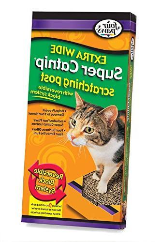 super catnip extra wide cat