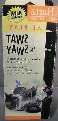 HARTZ SWAT 'N SWAY CAT TOY