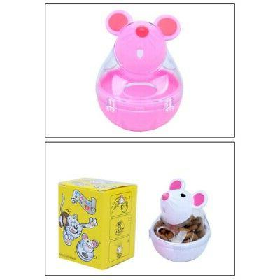 Transparent Storage Cat Food Treat Pet