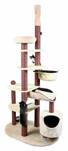 TRIXIE Pet Products Nataniel Adjustable Cat Tree
