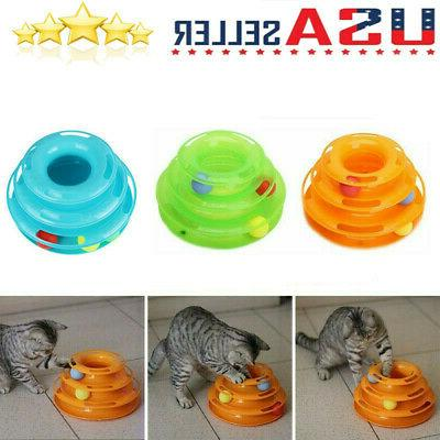 us cat dog cute toy crazy ball