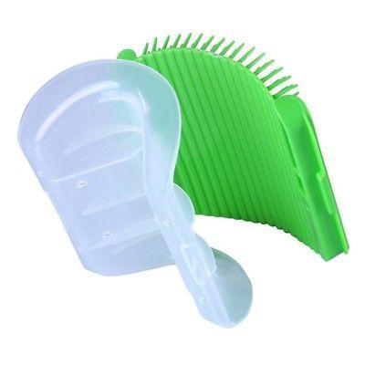 US Pet Self Groomer Corner Massage Comb Brush Toy