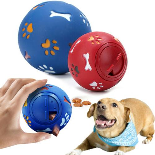 US Pet Dog Cat Toy Food Dispenser