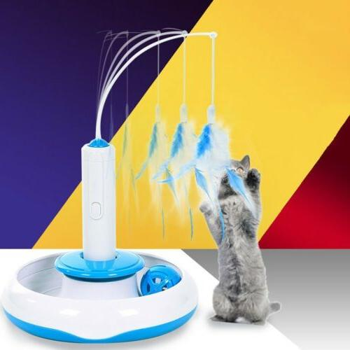 USA Teaser Toy Multifunction Rotating Pet