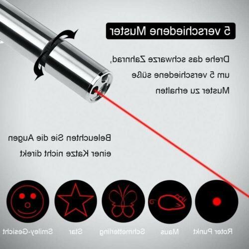 LASER USB PEN 7 1 Cat Red UV