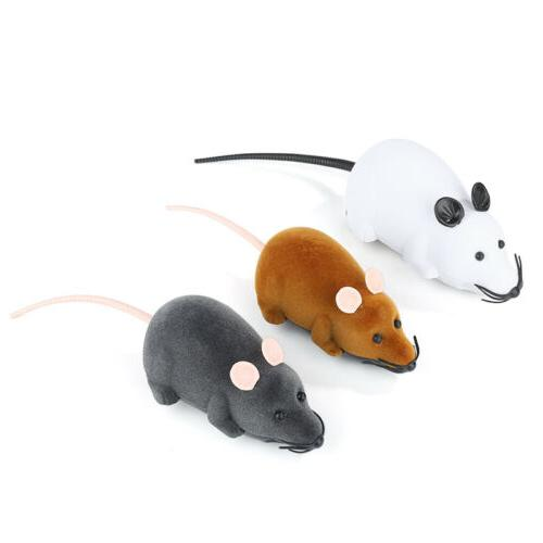 Remote Control Mouse For Dog Supplies